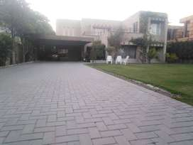 3 Kanal Luxury Double Unit House For Sale, In Bahira Town Lahore