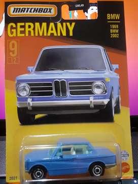 Matchbox BMW germany 1969