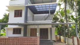 KOLAZHY, New House, 5.5 cent, 2000 sqft, 5 BHK, 68 Lakh Negotiable