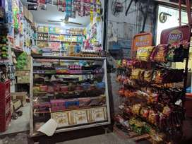 Sunahri moka shop for rent and saman for sale with shop
