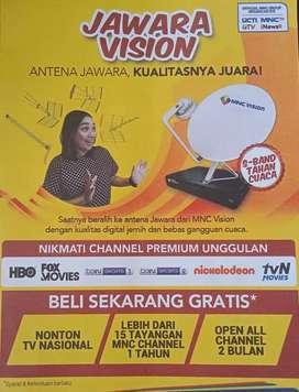 Antena Parabola MVision