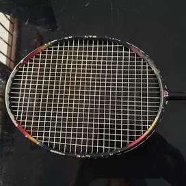 Raket badminton merk wilson type classic 80