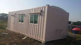 portable washroom,  container office, tuck shops