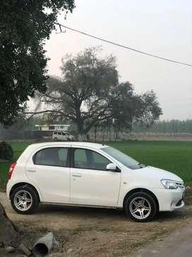 Toyota Etios Liva 2013