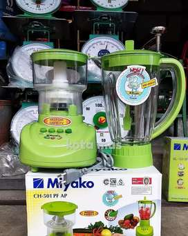 Chopper Blender Plastik 2 in 1 Miyako CH501PFAP Murah Baru Bagus