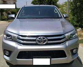 Toyota Hilux  2019 (Easy Monthly installment)