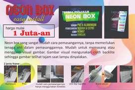 Neon Box Easy Install