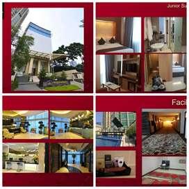 Di jual Hotel Bintang 3 GP Mega Kuningan di Jl. Mega Kuningan  Jaksel