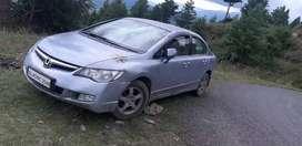 Honda Civic 2007 Petrol Good Condition