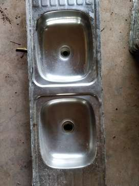 Used Kitchen sink. Brand:Prince