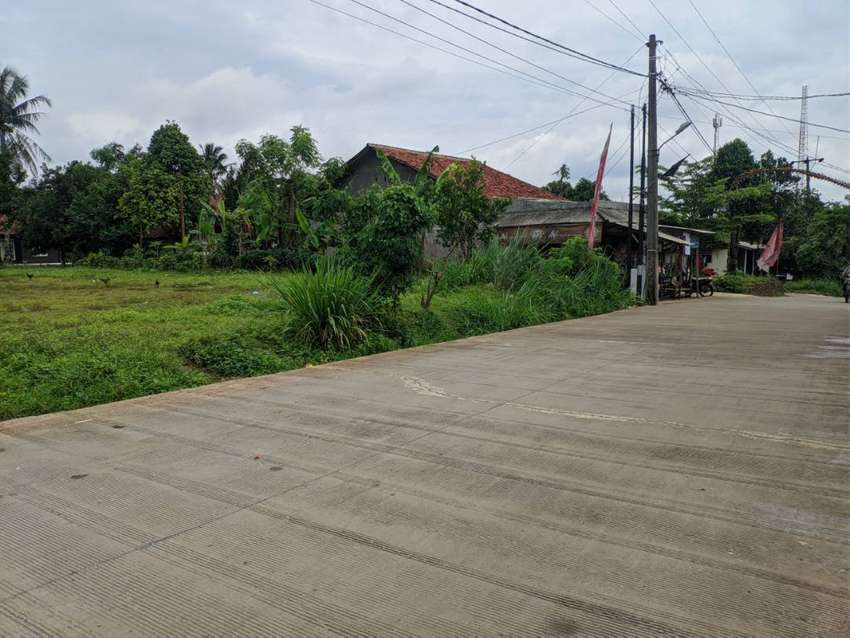 Kapling SHM Area Pintu Tol Bojonggede DIskon 25% 0