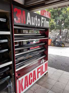 KACA FILM MOBIL  SUKMAJAYA DEPOK 2