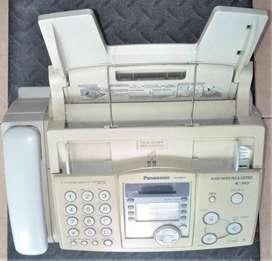 Jual Mesin FAX Panasonic KX-FHD331 kondisi second (bekas)