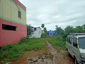 4800 sqft plot sale in Rasathi kalaignar nagar,mannivakkam