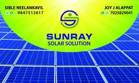 On-grid and Off-grid solar solutions by SUNRAY SOLAR SOLUTION