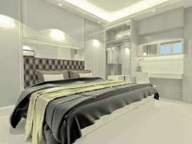 Set Furniture Apartemen minimalis type 2 Bed Room