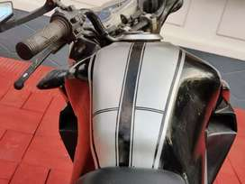 Honda twister 2010 model (Colour :Black)