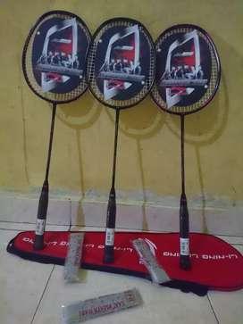 Kekuatan badminton raket lining impor bulutangkis jordan ucok
