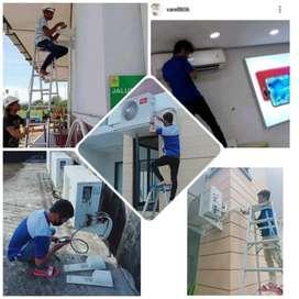 Jasa Service AC Manado