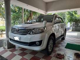 Toyota Fortuner 2.8 4X2 Automatic, 2012, Diesel