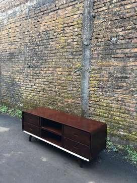 cabinet tv/bufet minimalis modern combain laci mpb338