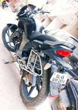 Single hand good condition bike for sale