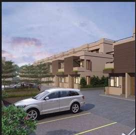 |3 bhk affordable row house duplex bungalow AT LAMBHA