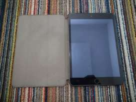 Bismillah Ipad Mini 3 Mulus Fullset + Cover 128GB
