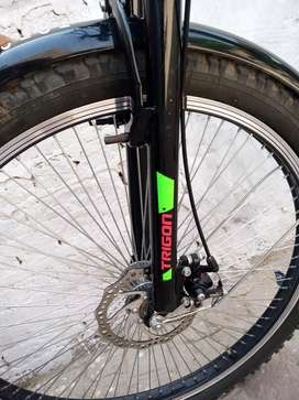 New one handed use bycycle disc break one week used only