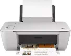 HP Deskjet 1510 multifunction inkjet printer with out cartridges