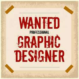 Urgent required freelance professional graphic designer and video makr