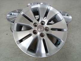 Velg Bekas Mobil Toyota Alphard Ring 17 Buat Innova, Rush, Terios