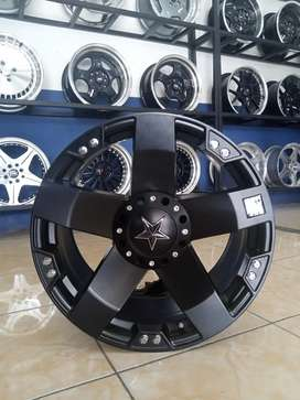 Velg Pajero Ring 18Model HSR Terbaru