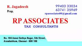 Rp association ( gst and income tax consultant)