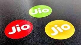 JIO process urgentIy hiring for Hindi BPO, Sales Backend  and  CCE