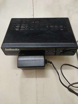 Hathway set top box cable receiver