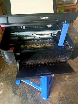Printer canon pixma jual cepat.cuman minus cetried