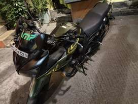 Yamaha Fazer almost new is on sale