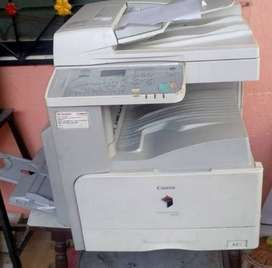Xerox machine photocopy canon ir