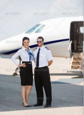 Airport jobs are Available