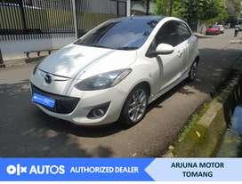 [OLX Autos] Mazda 2 R 1.5 Bensin A/T Putih #Arjuna Tomang