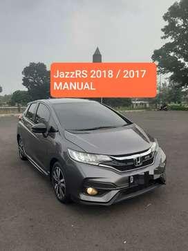 Honda Jazz RS 2018/2017 Manual   hrv   yaris