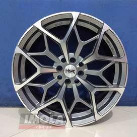 Jual Veleg Import Ring 18 Lebar 8 Lobang 5x114,3 Mobil Baleno Civic