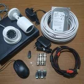 Promo Paket Kamera CCTV Full HD / Ultra HD Gratis 2-5 MP Jasa Pasang