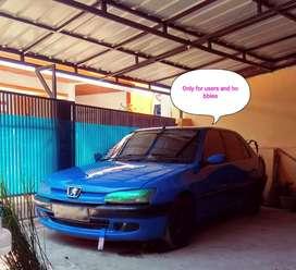 Peugeot 306 Murah Tahun 1999