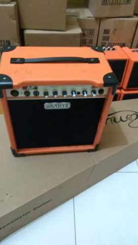Amplifier raf 8in new