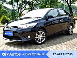 [OLX Autos] Toyota Vios 2015 G 1.5 Bensin M/T Hitam #Power Auto ID