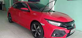 Honda civic turbo 2018. At