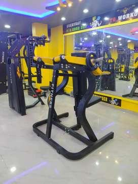 commercial gym equipment brand new setup