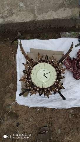 Wooden structure watch(Ajanta)